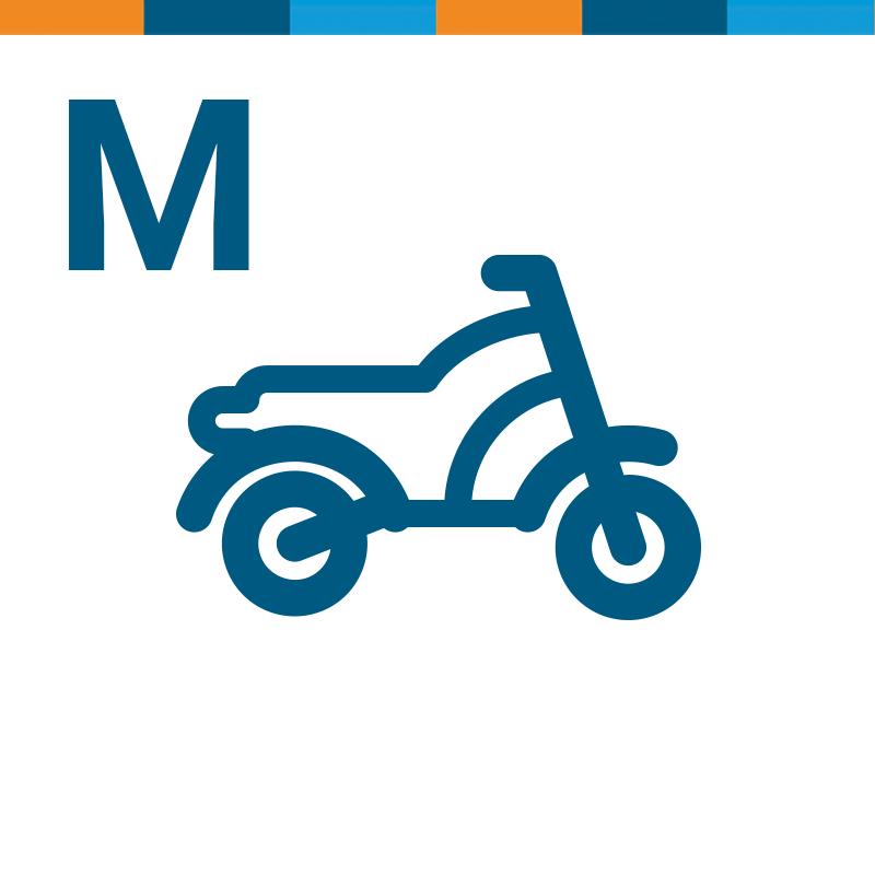 Licencia Motociclista